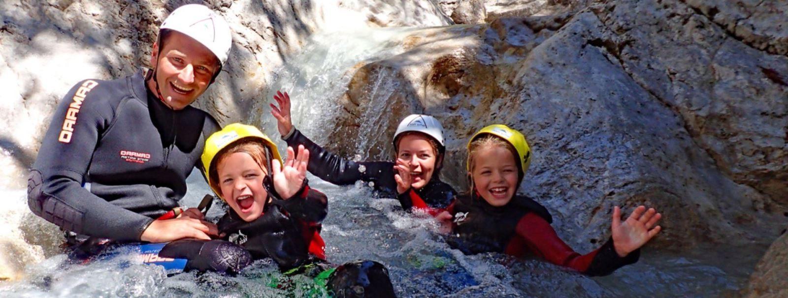 Familieferie ved Gardasøen for den aktive familie